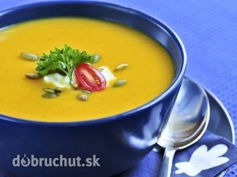 cuketovo-mrkvova polievka