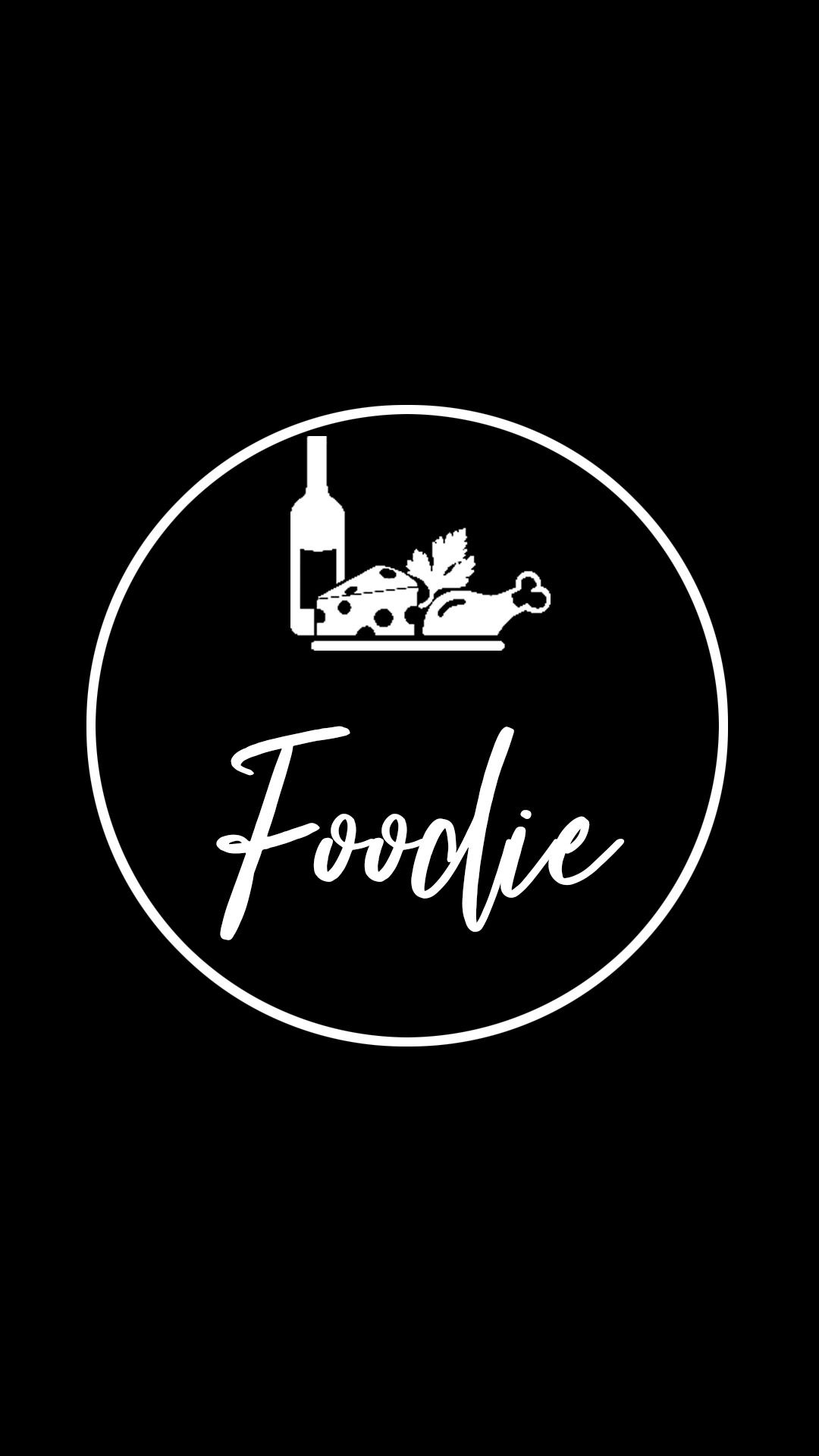 Food Instagram Highlight Story Cover Instagramcover Highlight Instastory Foodie Food Instagram Food Instagram Black Theme Instagram Aesthetic