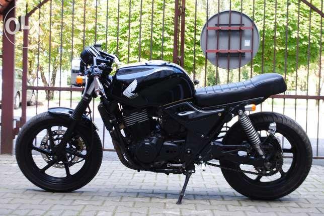 Honda CB 500 Cafe Racer Druga Kanapa MOZLIWA ZAMIANA Lublin