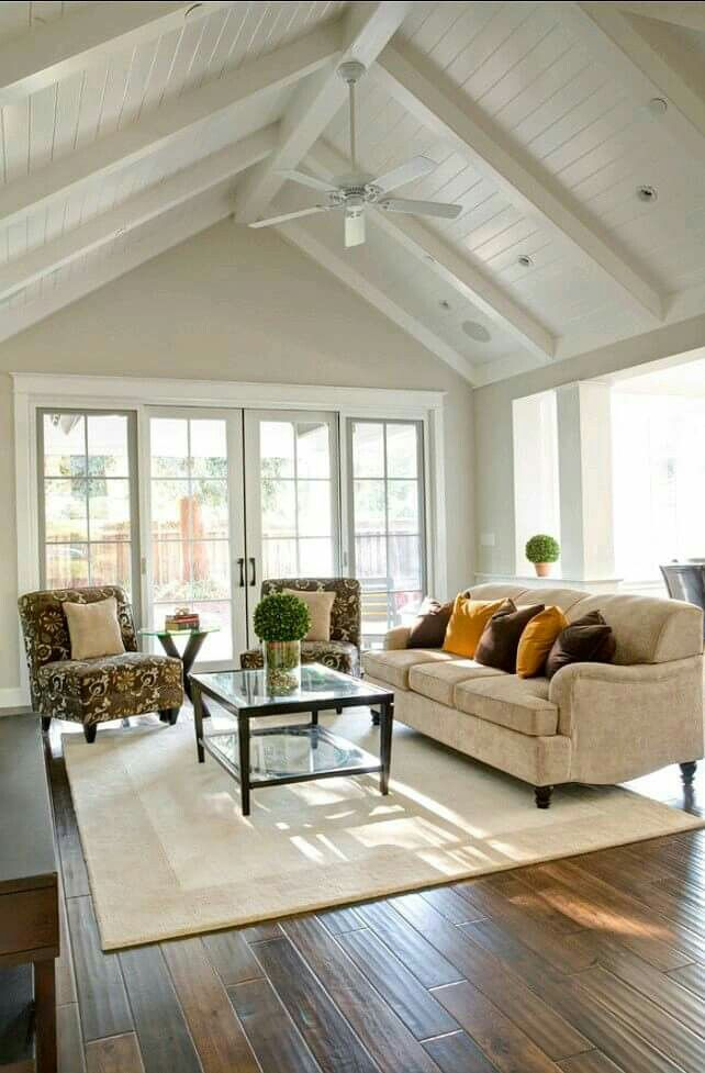 Explore Vaulted Ceilings And More!