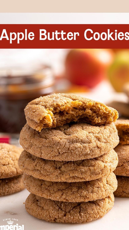 Imperial Sugar Apple Butter Cookies