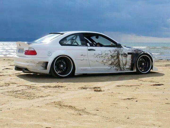 BMW E46 M3 white widebody Bmw performance, Bmw cars, Bmw m3