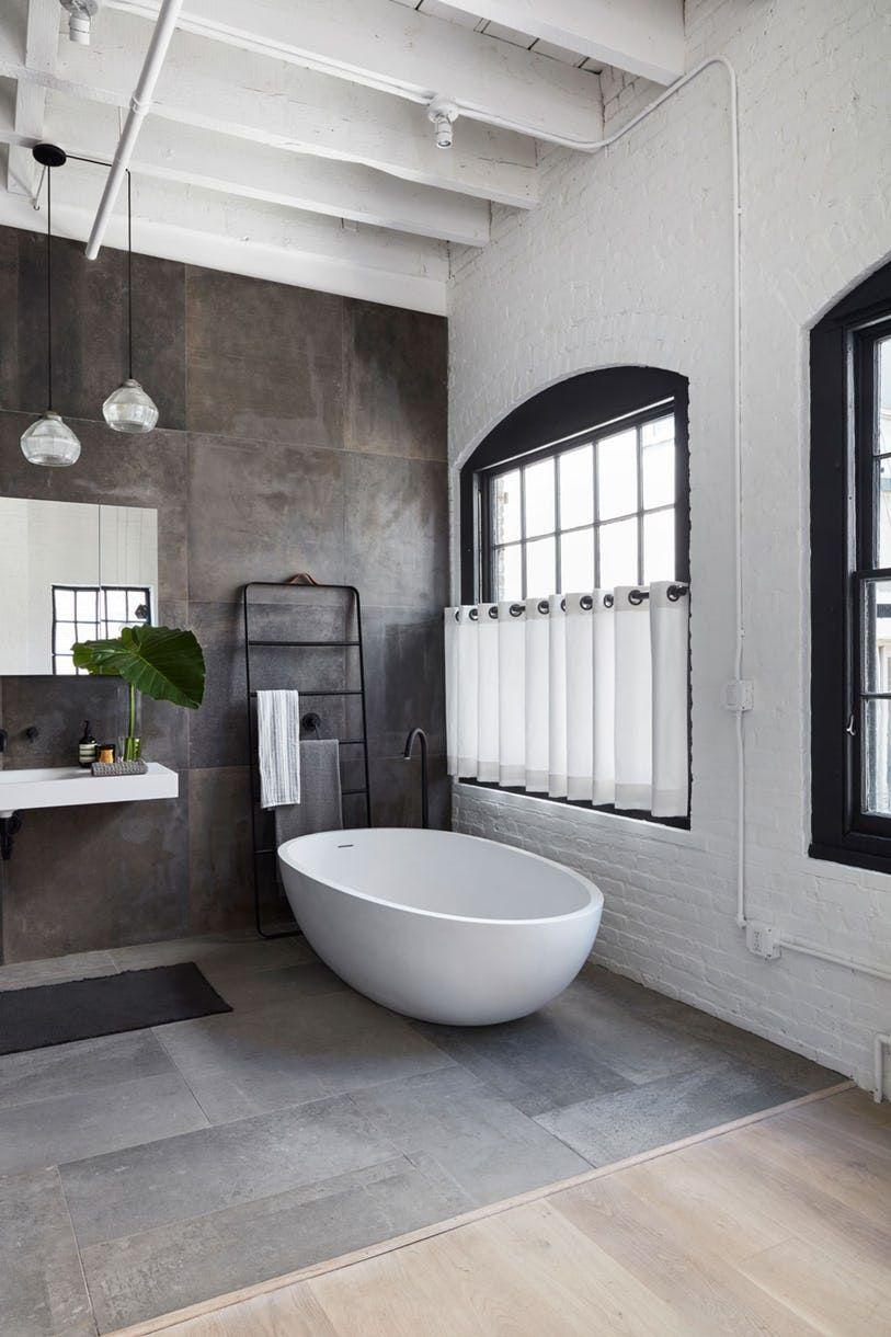rundt badekar Moderne bad med rundt badekar | Báñate | Pinterest | Lofts rundt badekar