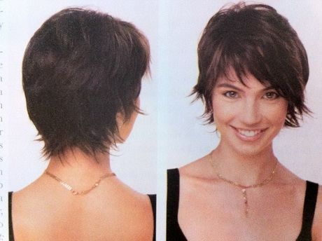 Photo of #ältere #Frauen #freche #Frisuren #für #kurze Sassy short haircuts for old