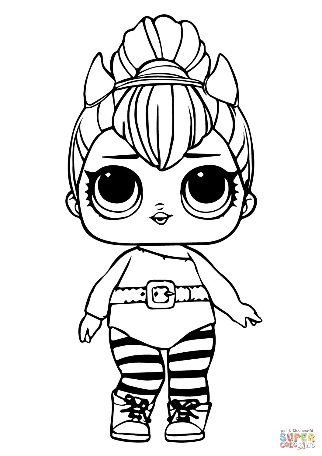 Lol Coloring Page Spice Lol Coloring Page Spice Lol Coloring Pages Sugar And Spice Lol D Unicorn Coloring Pages Cute Coloring Pages Coloring Pages For Girls