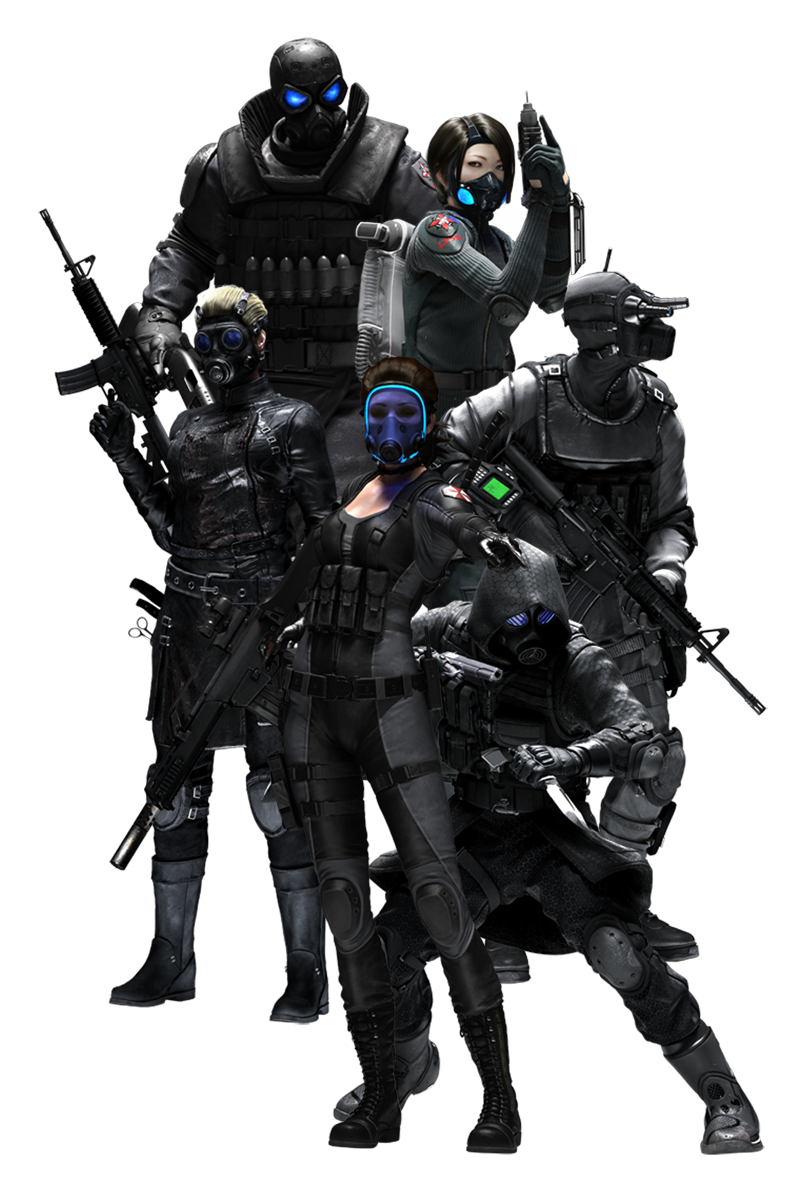 Resident Evil Operation Raccoon City 0 By Djlenser D4xo9m7 Png 805 1200 Resident Evil Resident Evil Raccoon City Operation Raccoon City