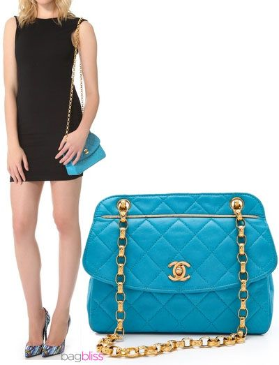 Holiday Gift Guide: Color Popping Bags by Chanel, Rebecca Minkoff, Reed Krakoff & Proenza Schouler