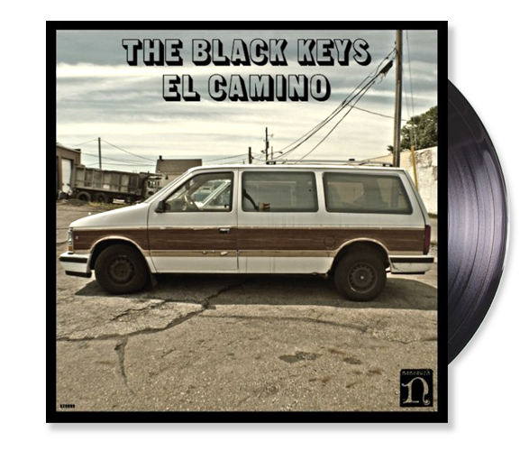 The Black Keys El Camino Whole Album. Lonely Boy Dead And Gone Gold On The  Ceiling Little Black Submarines Money Maker Run Right Back Sister Hell Of A  ...