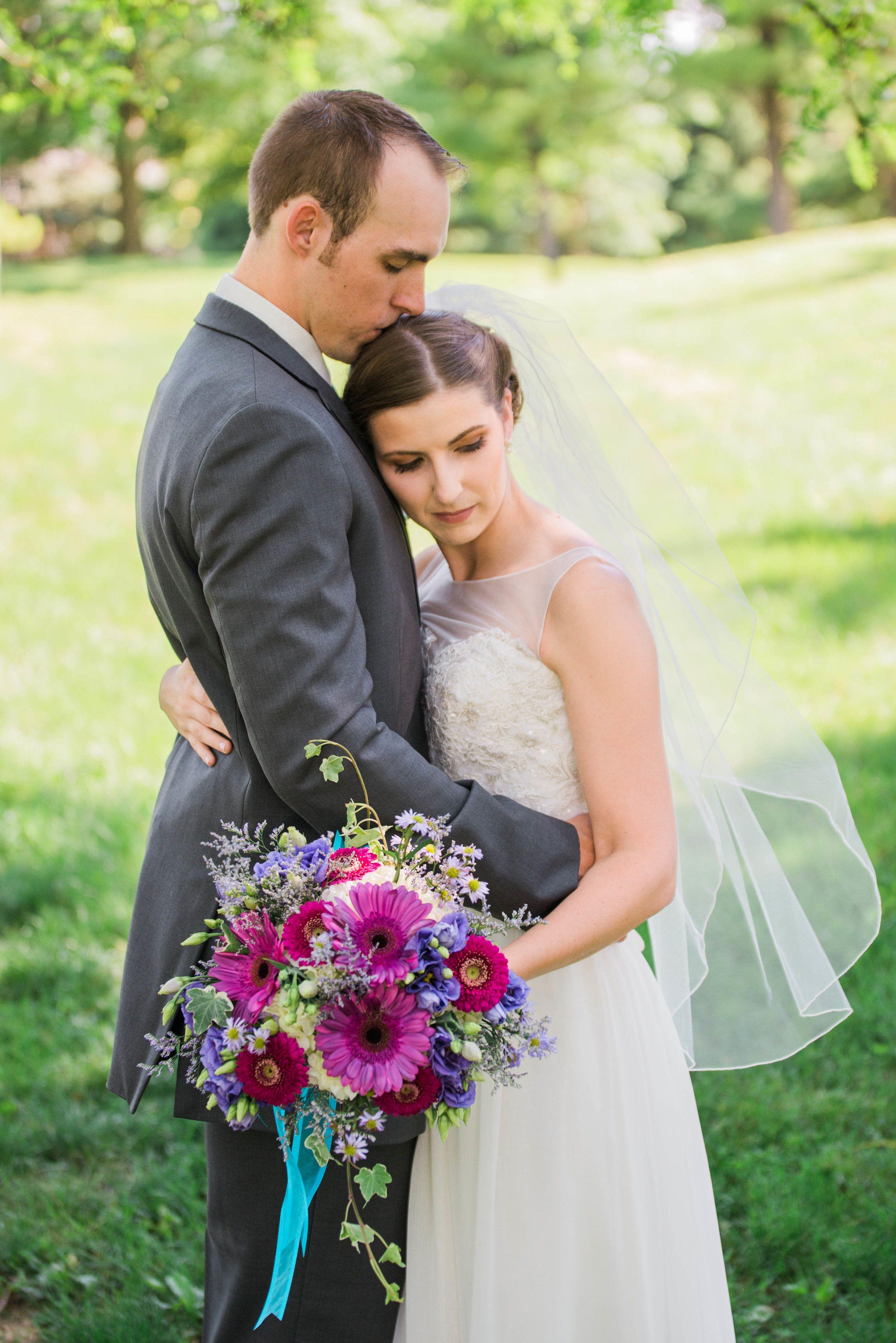 Jessicakevinus wedding amelita mirolo barn in columbus ohio