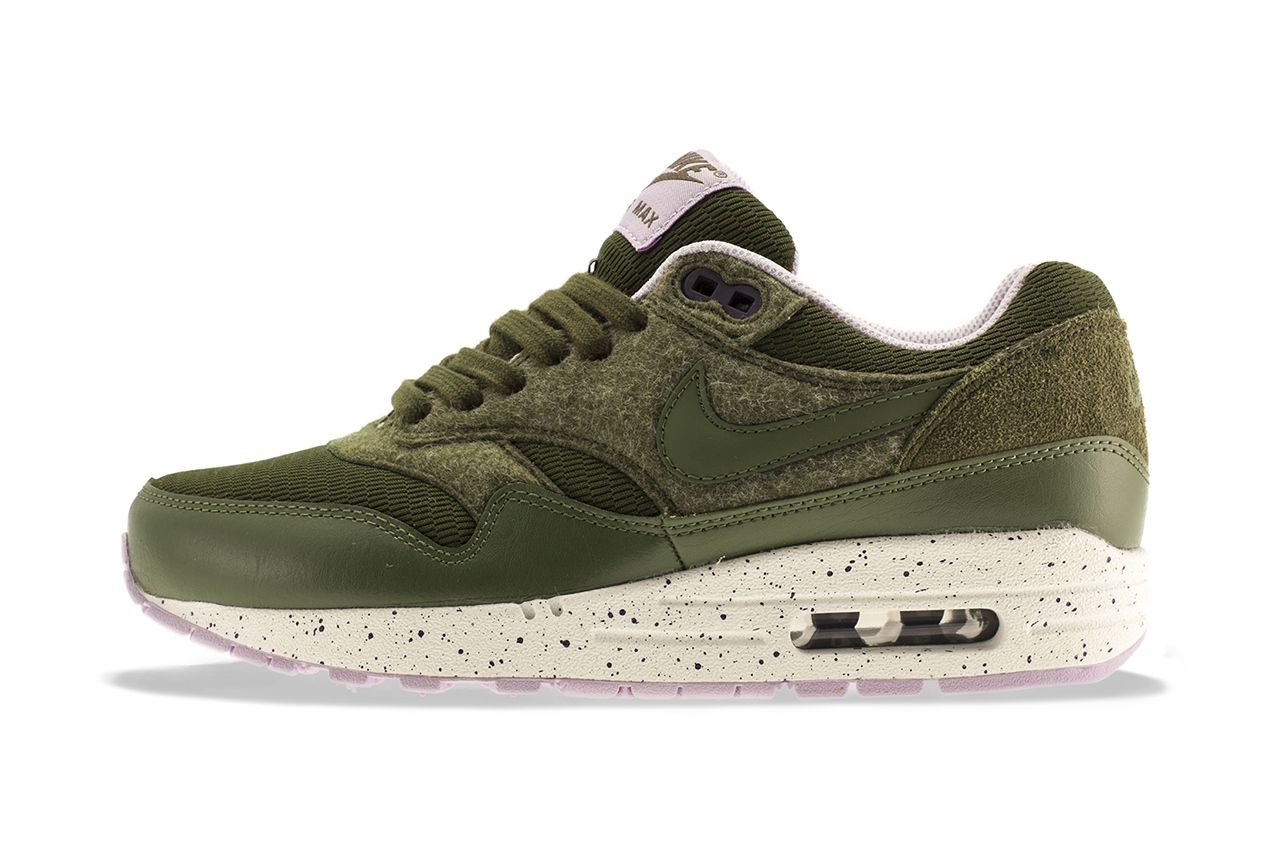 Nike WMNS Air Max 1 Dark LodenMedium Olive   My Style