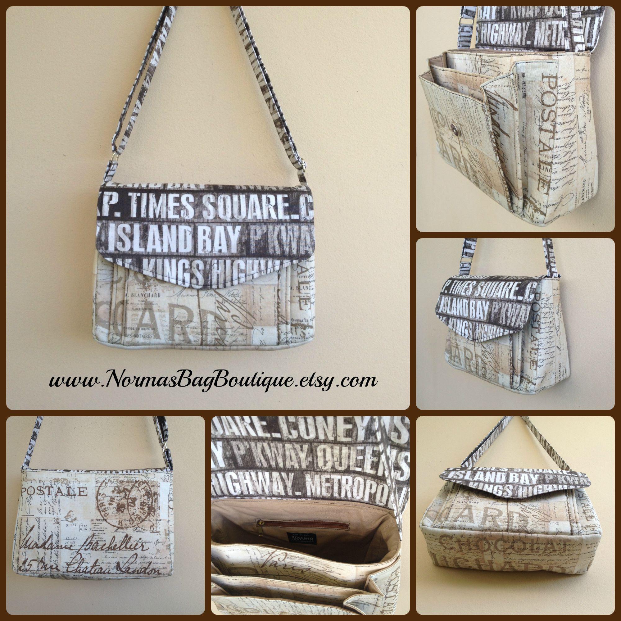 Sew Sweetness Appaloosa Bag by Norma | bags | Pinterest