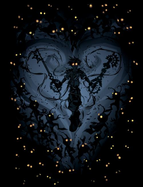 Anti Sora Kingdom Hearts Wallpaper Kingdom Hearts