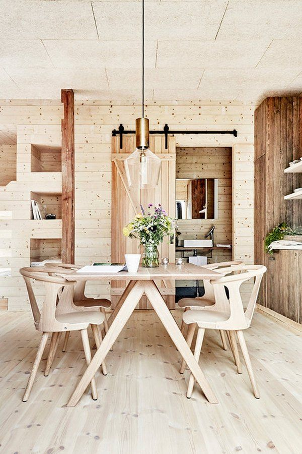 10 Scandinavian Inspired Dining Rooms That Are Oooh | Hunker
