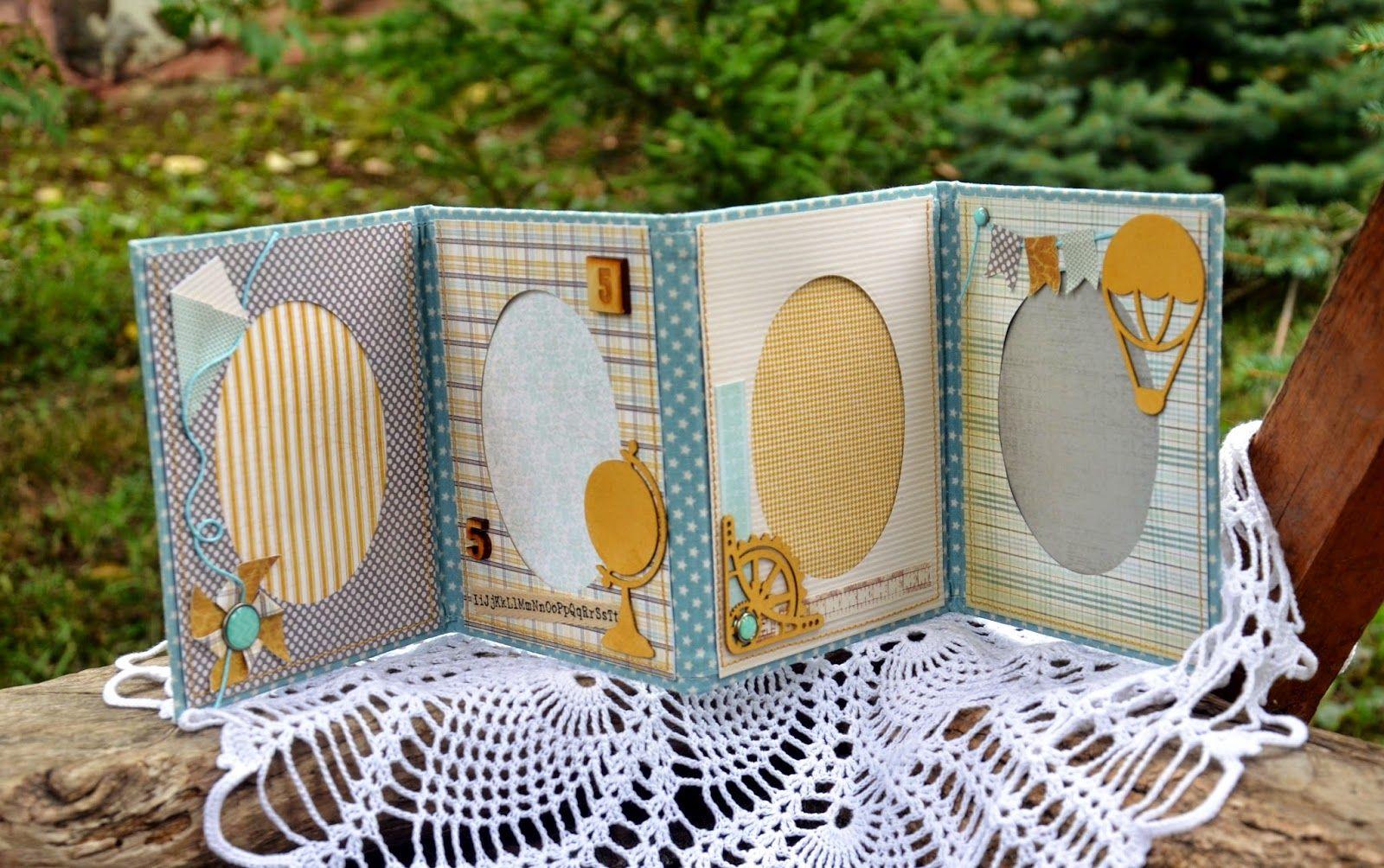 Рамку для открытки своими руками