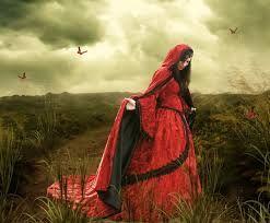 Resultado de imagen de medieval red gown