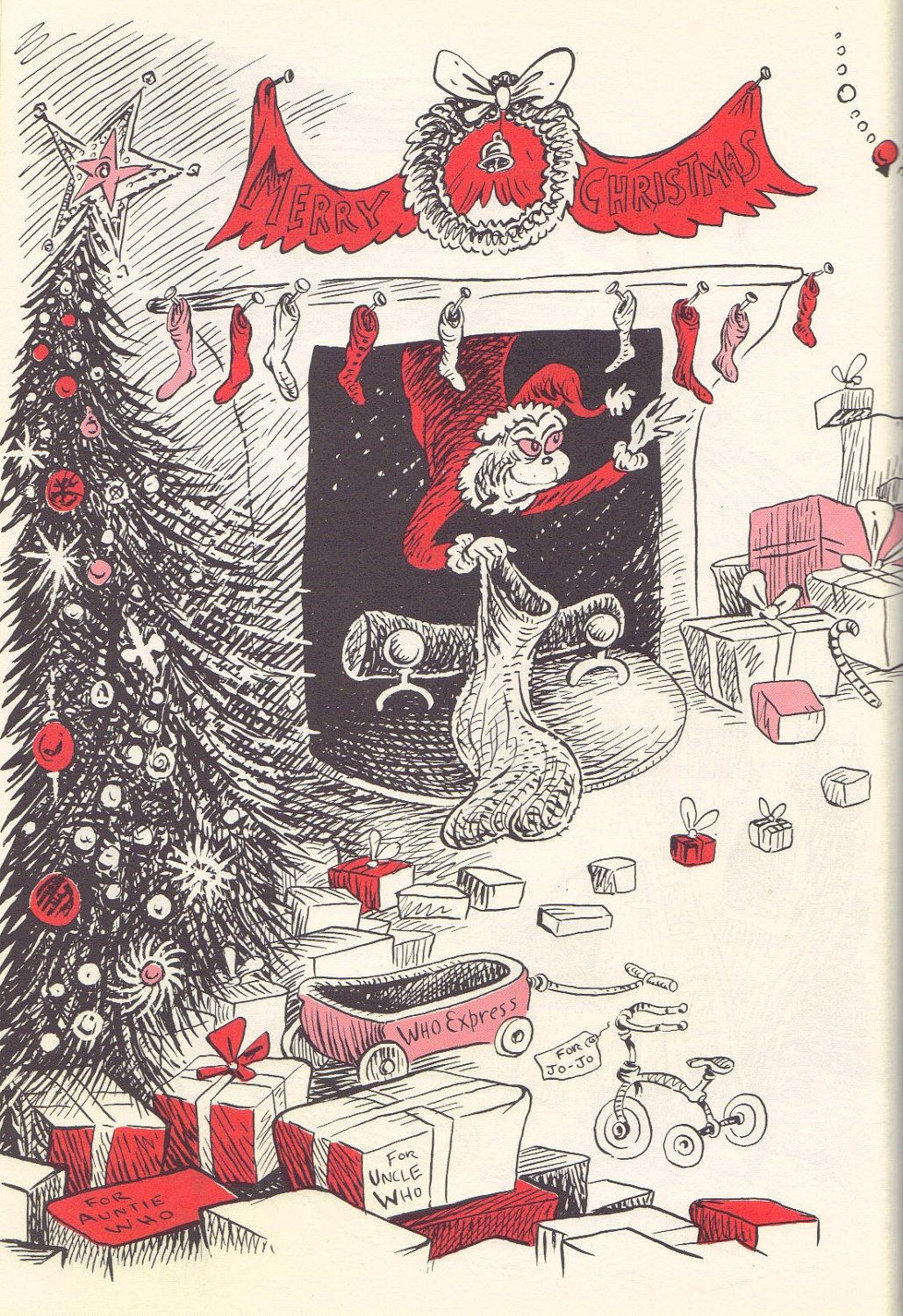 Pin By Trish On Christmas In Black Amp White