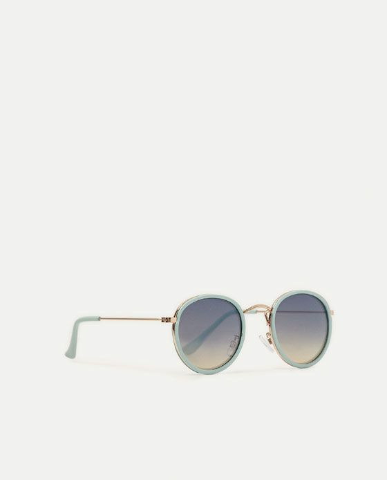 ZARA - WOMAN - ROUND SUNGLASSES