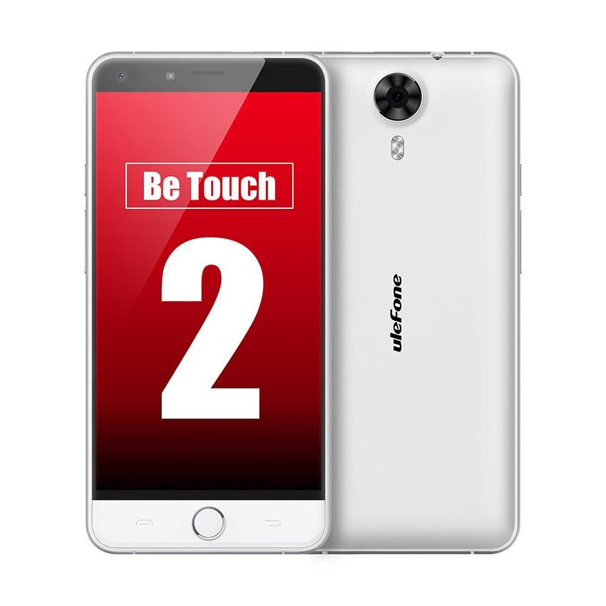 Ulefone Be Touch 2 MTK6752 64bit Octa Core Android 5.1 3GB RAM 5.5 4G LTE Cell Phone 13MP Fingerprint 3050mAh from Easycome,$210.78