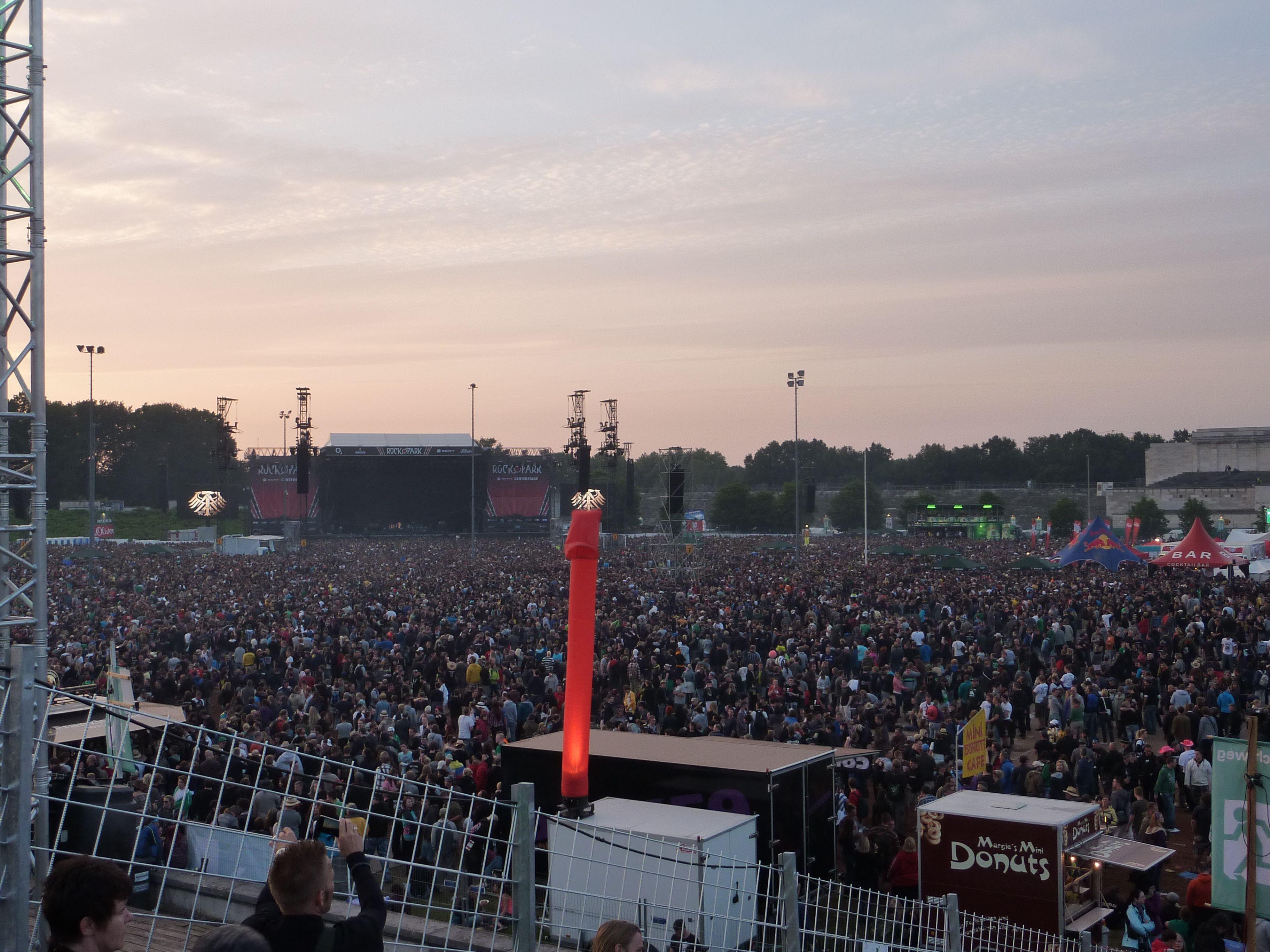 Rock im Park -Nürnberg SUNDAY~~ Went! Amazing!