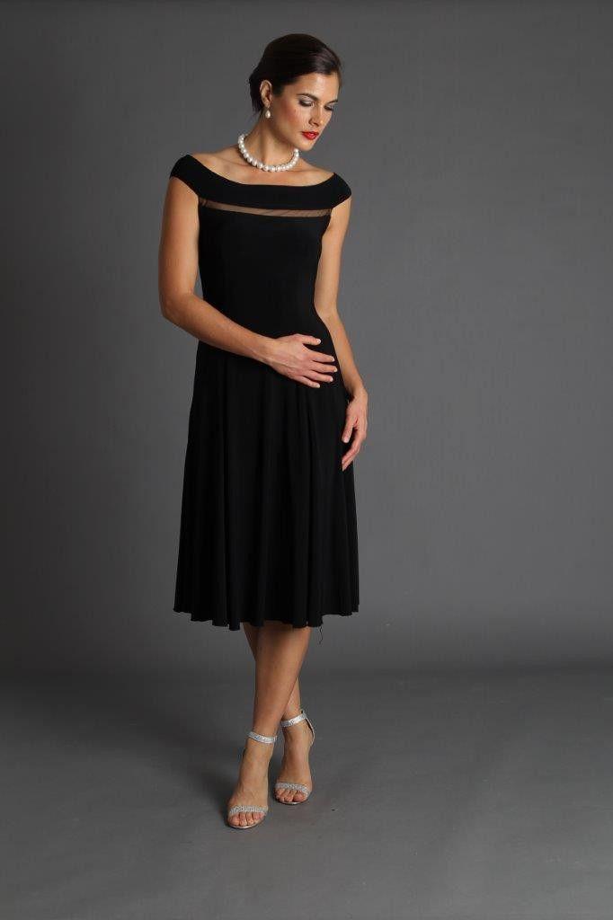 Audrey Dress Black Proxies Pinterest