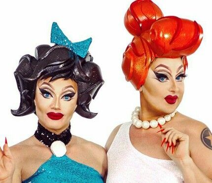 Pin auf Born naked and the rest is #DRAG