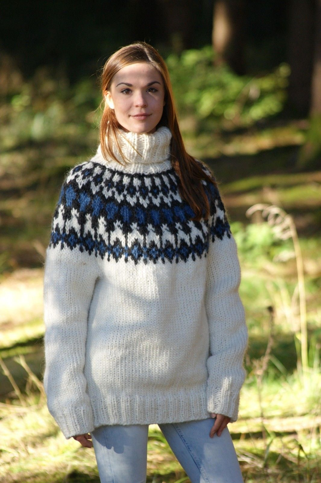 Pin by Eddie on Icelandic Lopi Turtleneck Sweaters | Pinterest ...