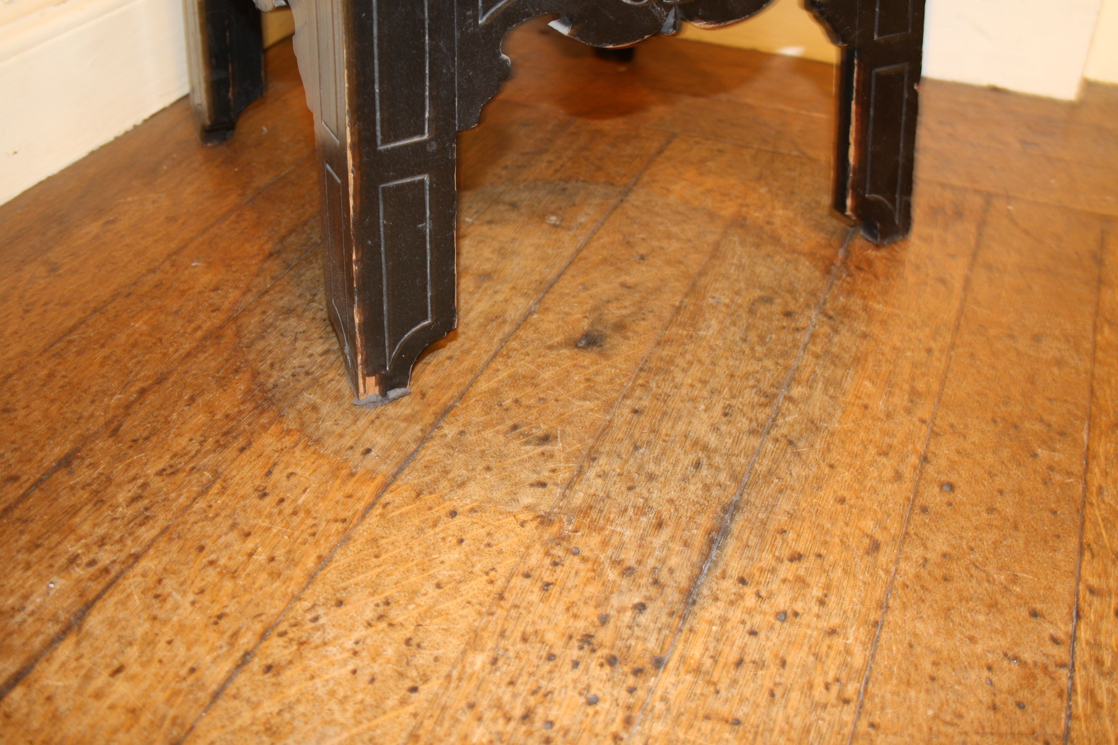 Easy tips removing water damage from wood its works
