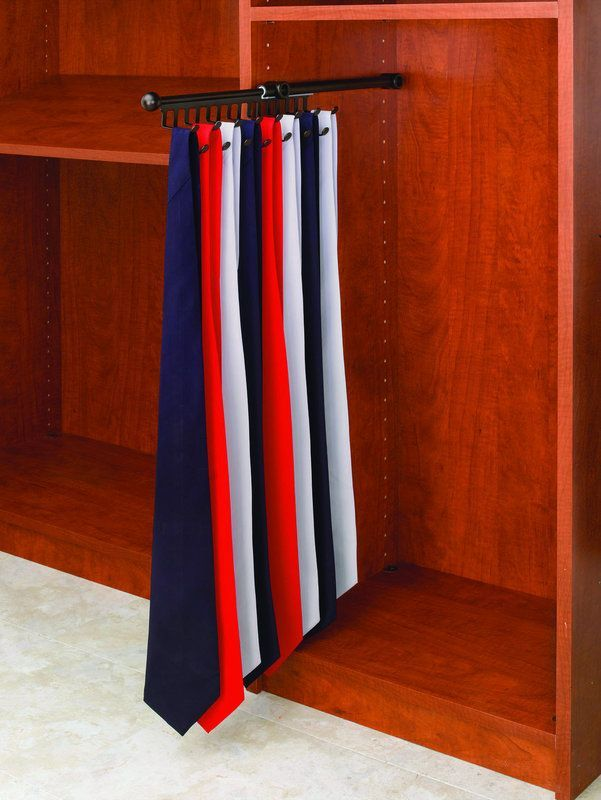 racks wall tie rack mounted belt mount furniture lovely