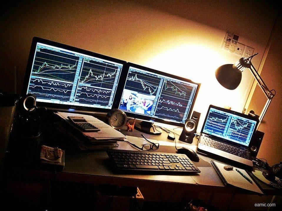 A Day In The Life Of Work From Home Forex Trader Part 2