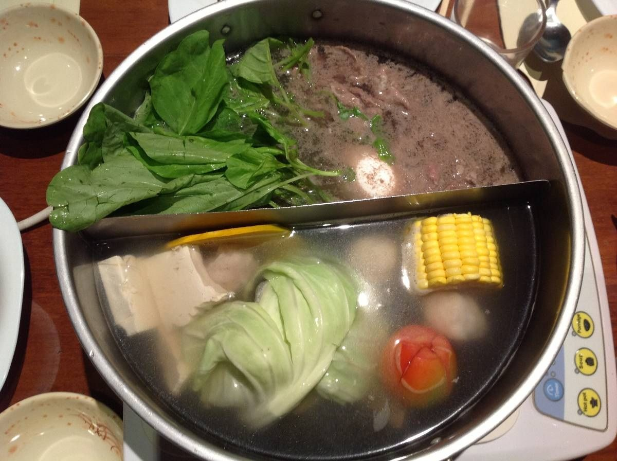 hotpot shabu shabu soup how to make hot pot / shabu
