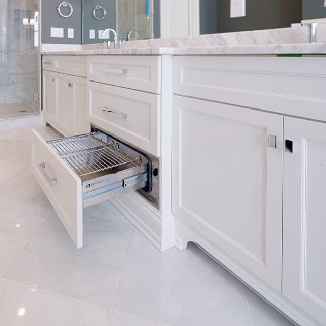 Warming Drawer For Master Bath Need Warm Towels Out Of The Shower Sure You Do The Journey Home Begins With Stonecroft By S Home Drawers