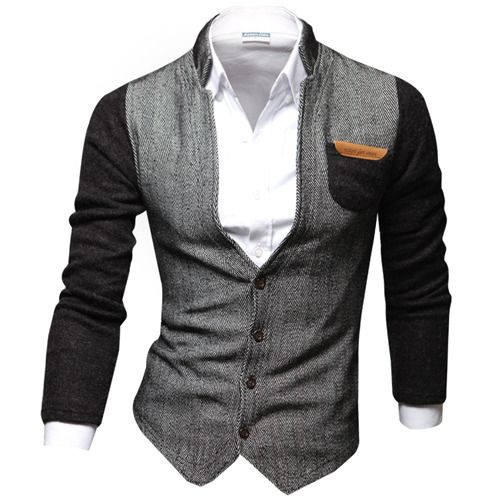 Today's Hot Pick :Herringbone Four Button Blazer http://fashionstylep.com/P000000S/bong8/out High quality Korean fashion direct from our design studio in South Korea! We offer competitive pricing and guaranteed quality products. If you have any questions about sizing feel free to contact us any time and we can provide detailed measurements.