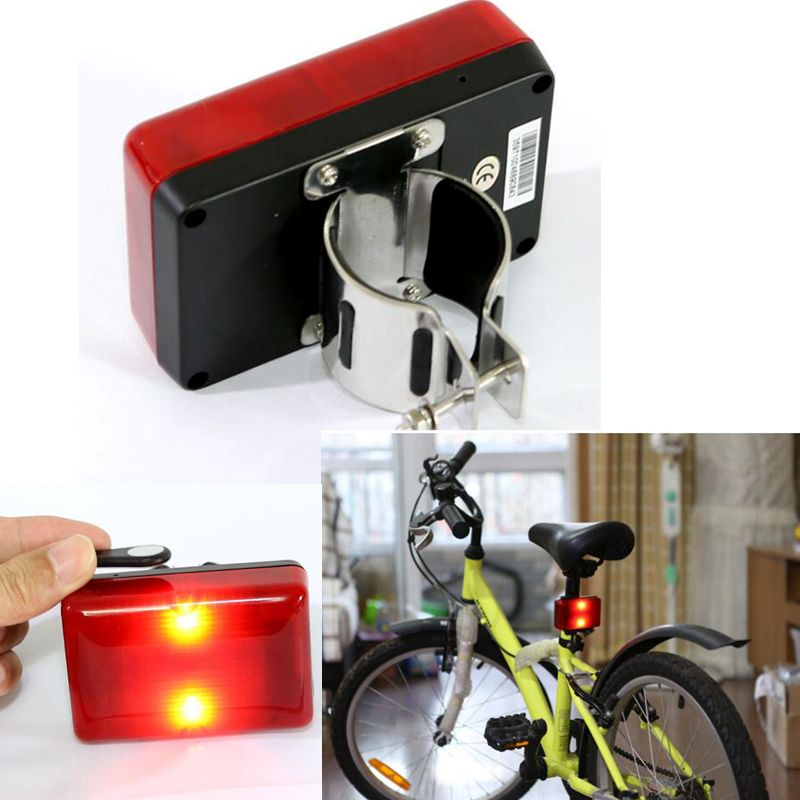 China Best Waterproof Tail Lamp Bicycle Gps Tracker Real Time