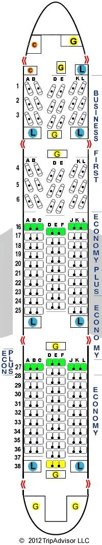 United 787 seat map military planes pinterest united