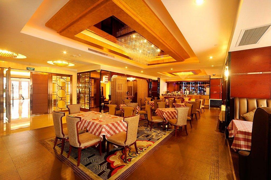 Beautiful Restaurant Ambiance