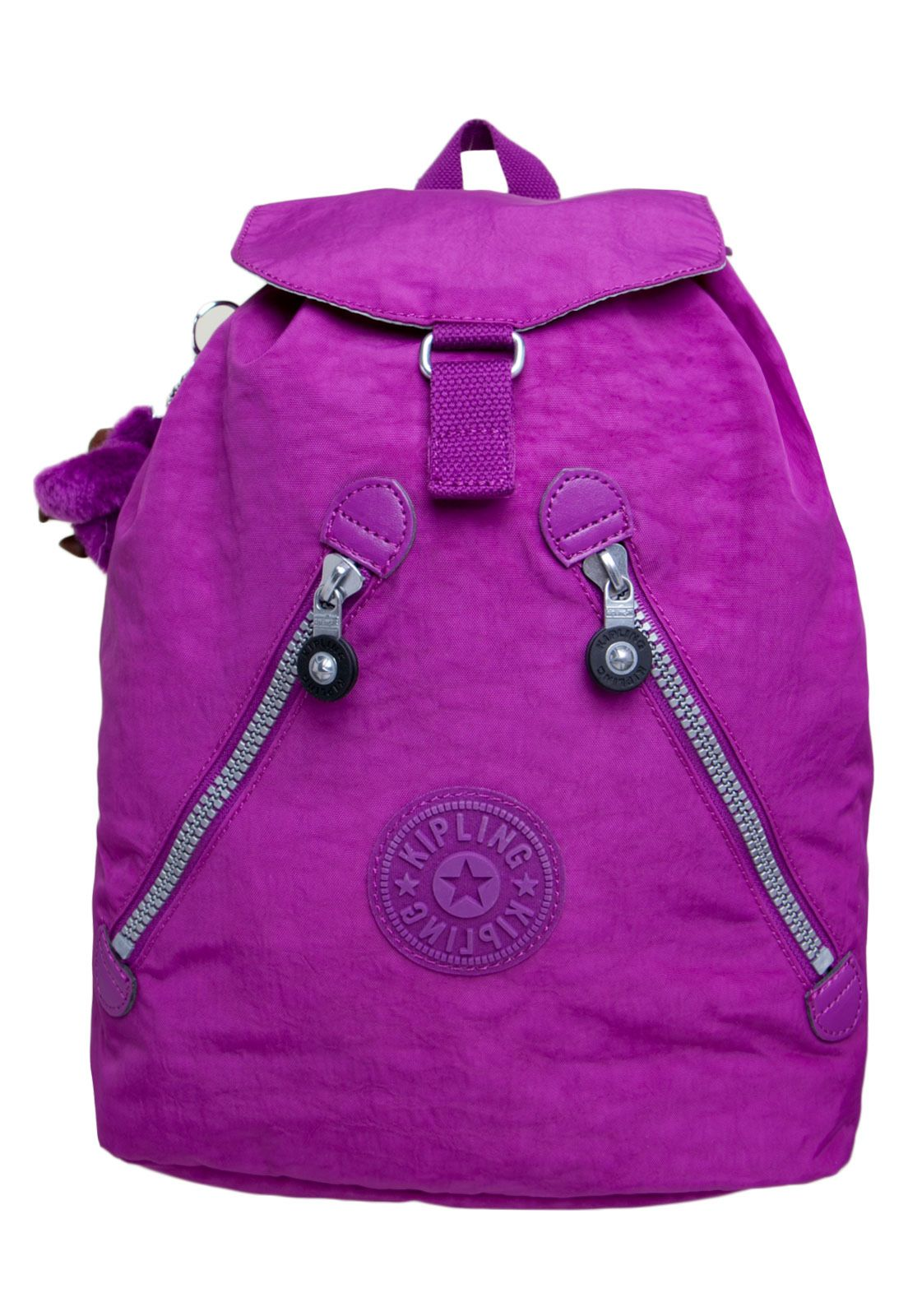 6d6bb1668 Mochila Kipling Roxa | Kipling | Backpacks, Bags e Pencil bags