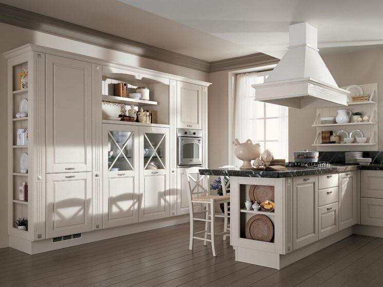 Mobili decorati ~ Cucine americane classiche ng g mobili decorati