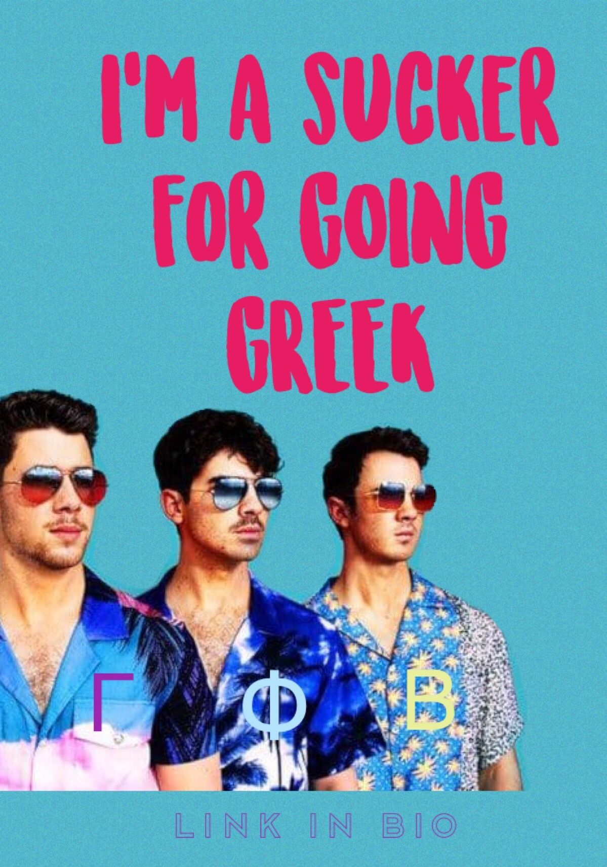 Go Greek Graphic Go Greek Phi Gamma Delta Greek
