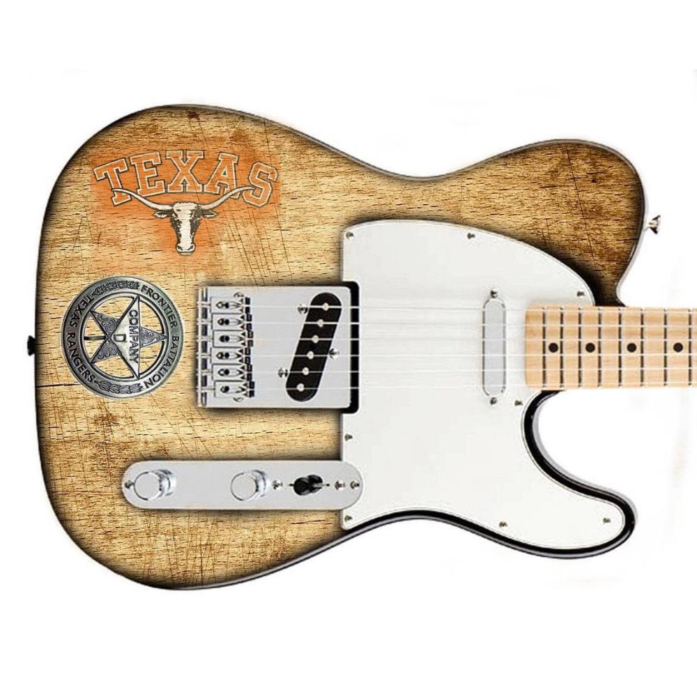 Custom Logo Telecaster Guitar Body With Your Artwork Etsy Telecaster Guitar Guitar Body Telecaster
