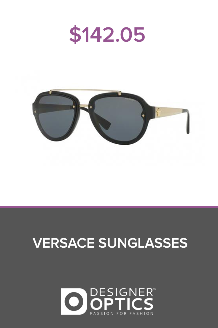 08a0d060db  142.05 All you need is a pair of Versace sunnies to slay the summer. With 7  variations