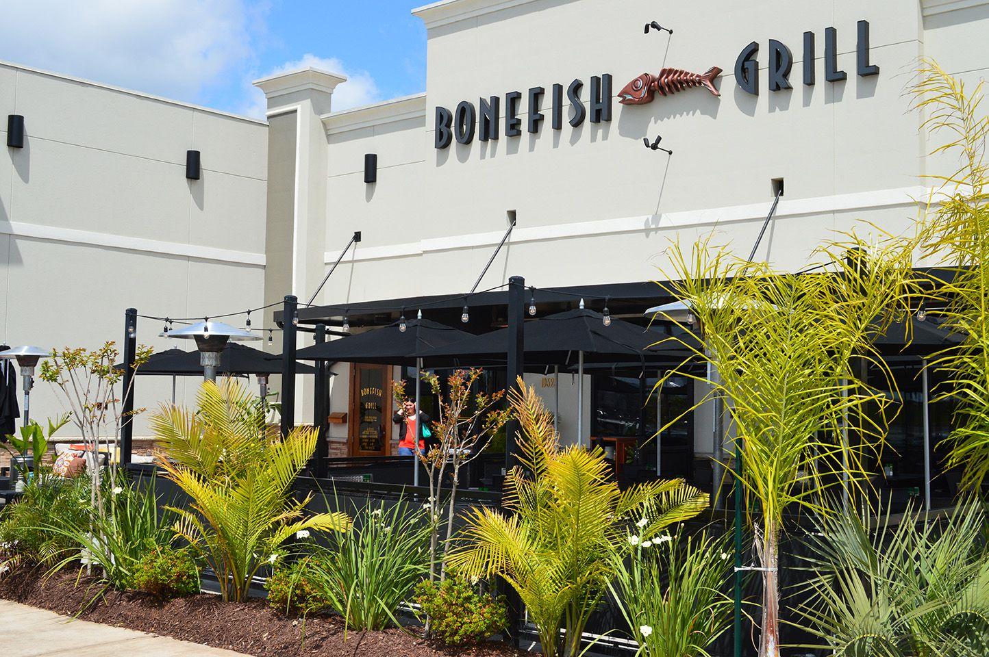 Bonefish Grill Webster Tx Bay Area Houston Restaurants