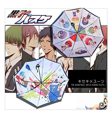Japanese Anime The Basketball which Kuroko Plays Folding Umbrella Ghibli Cosplay Ultral The Basketball Which Kuroko Plays http://www.amazon.com/dp/B00LZJY12I/ref=cm_sw_r_pi_dp_230fvb18X3GR9