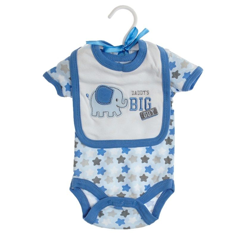 Newborn Elephant Boy Clothes Matching Sets Boy Clothes