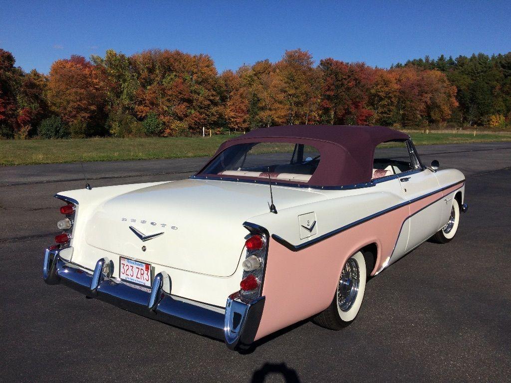 1956 desoto firedome seville 4 door hardtop 1 of 10 - 1956 Desoto Convertible Firedome