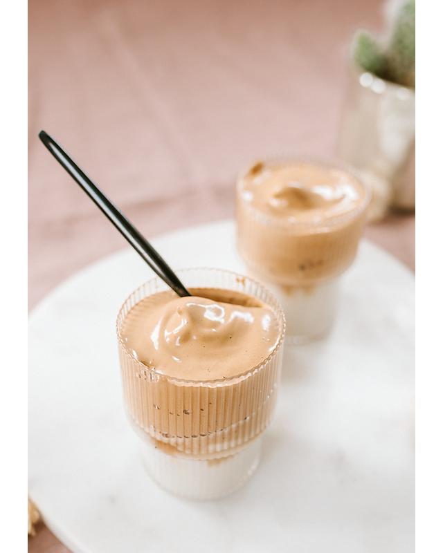 Dalgona Kaffee Als Neues Trendgetrank Dm Online Shop In 2020 Getranke Kaffee Vollrohrzucker