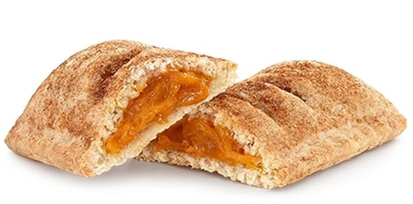 McDonald's Gets Cozy with New Sweet Potato Pie  Foodbeast - And a quart or more of milk! (Wait, I'll need more pies)