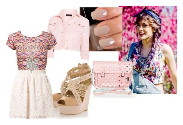 """Martina Stoessel"" by iammeiamfreeee ❤ liked on Polyvore featuring Chanel, Timeless and PF Paola Frani"