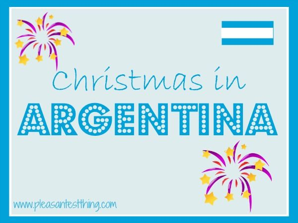 christmas celebrations in argentina