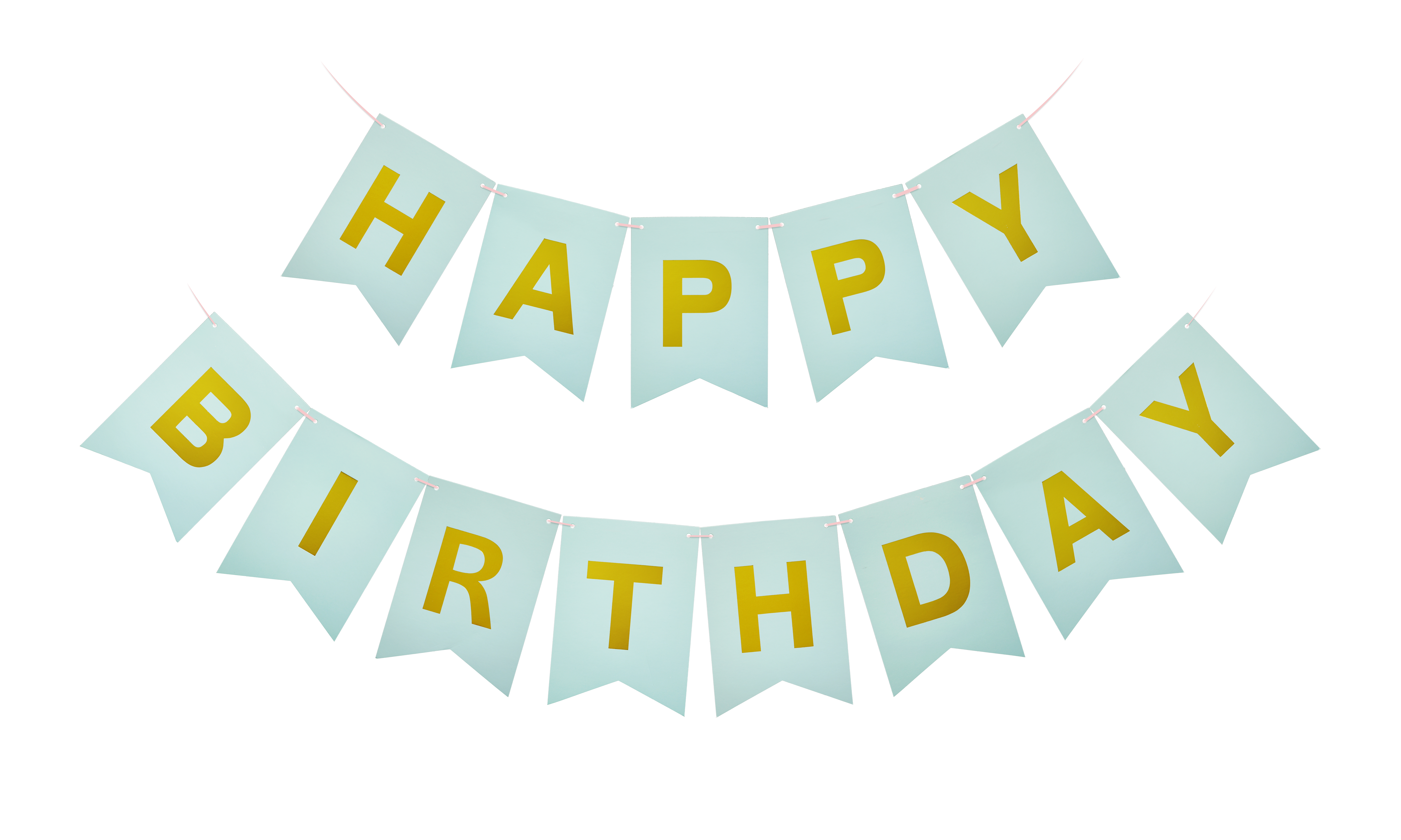 Paper Happy Birthday Banner Decor Swallowtail Bunting Flag Garland For Party Events Indoor Out Birthday Flags Animal Party Supplies Happy Birthday Banners