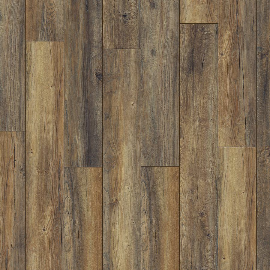 Kronotex Raven Ridge 7 4 In W X 51 Ft L Harbour Oak Embossed Laminate Wood Planks Lowe S Canada